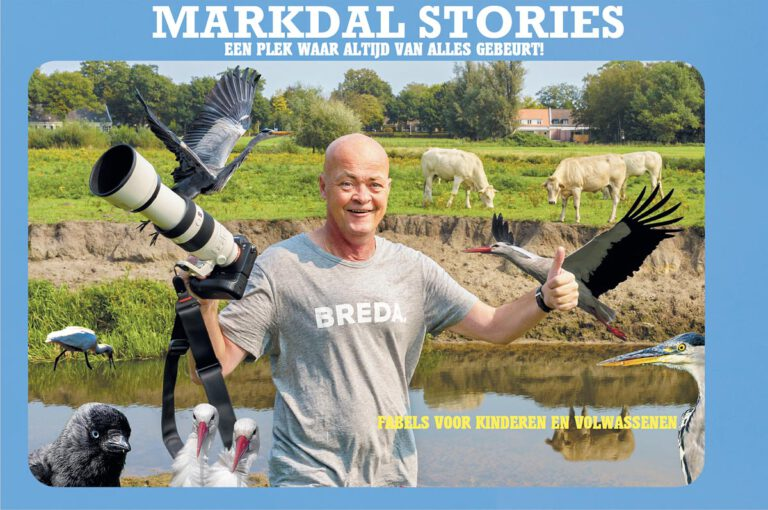 Markdal Stories Cover Page Breda
